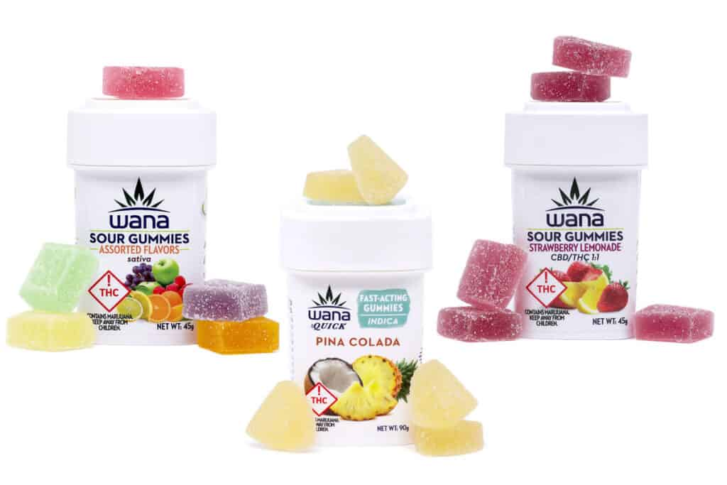 wana brands acquisition