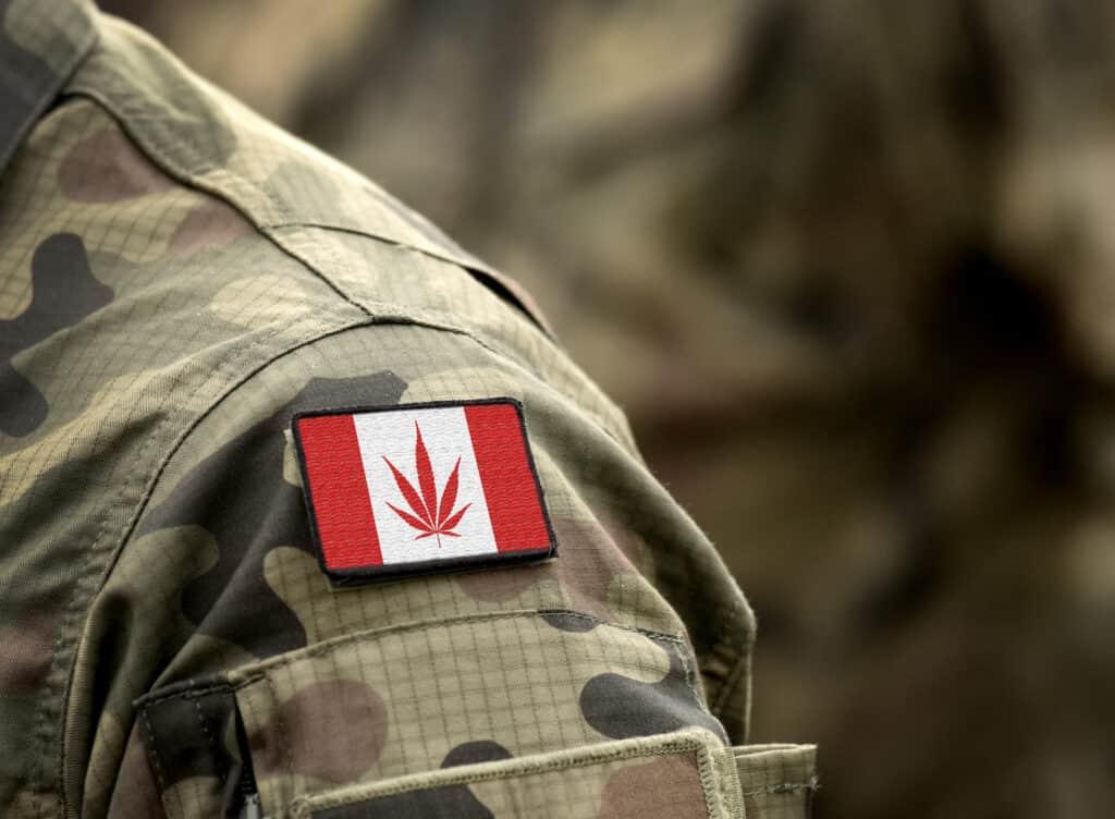 canadian veteran cannabis