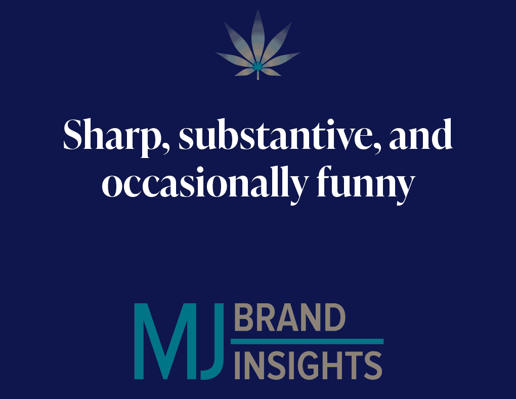MJ Brand Insights Newsletter