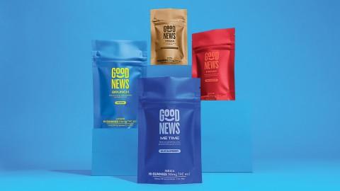 Good News THC edibles