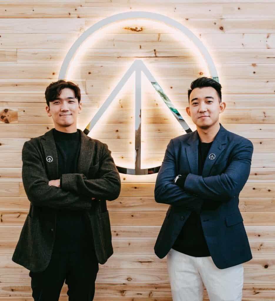 Vince Ning and Jun Sup Lee