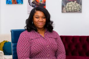 Sarah Woodson of The Color of Cannabis