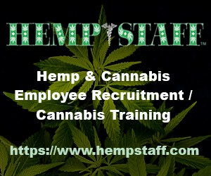 Hemp Staff