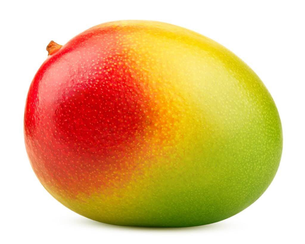 Myrcene is found in mangos