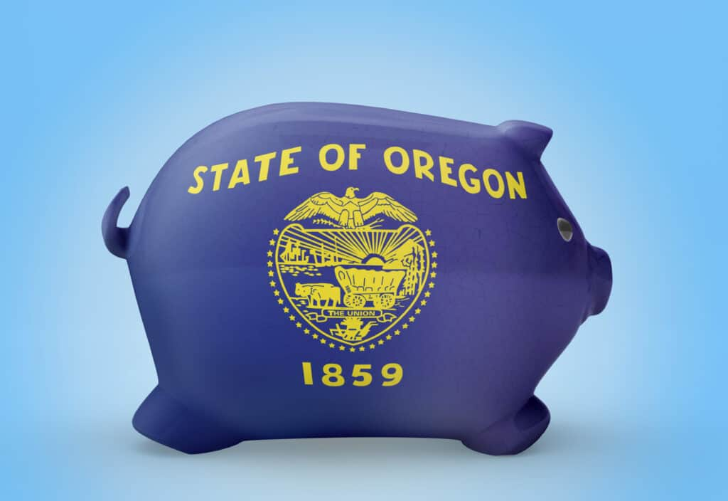 Oregon cannabis tax