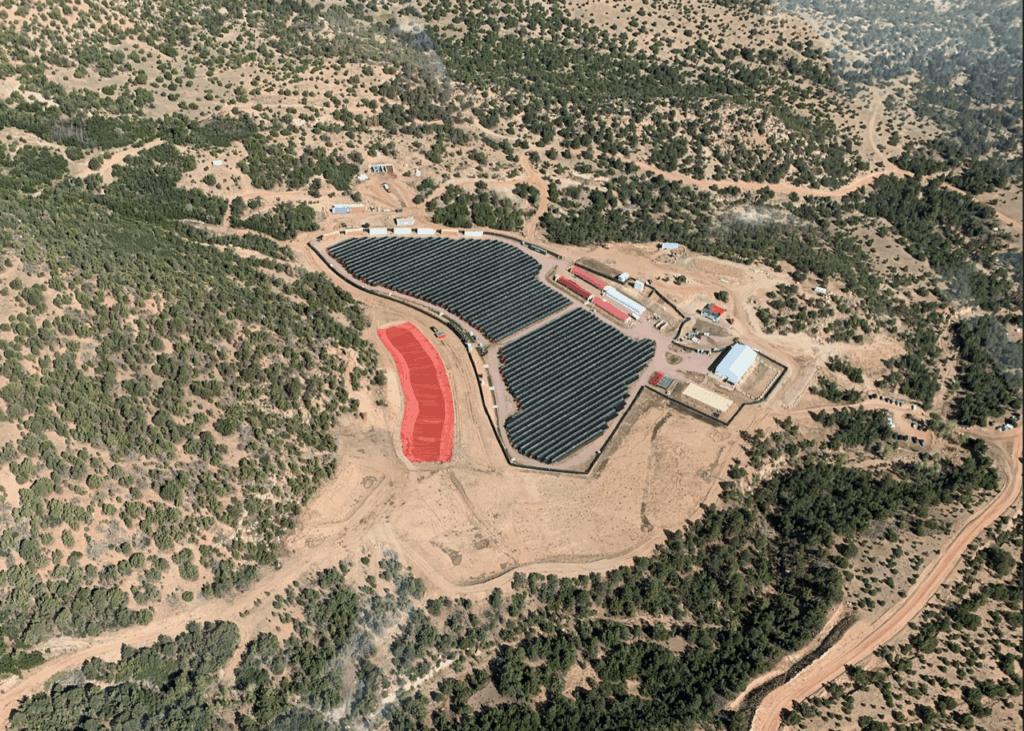 Maggie's Farm location in Colorado